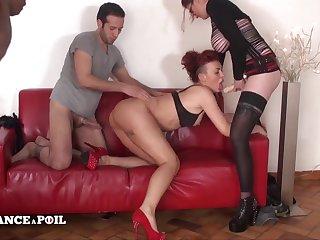 Julia Redhead Hermaphrodite group sex