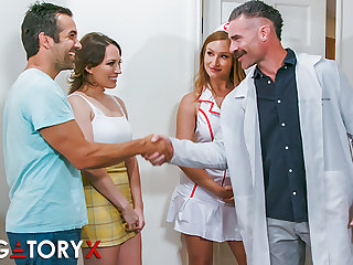 PURGATORYX Fertility Clinic Vol 1 Part 1 hither Lily and Skylar