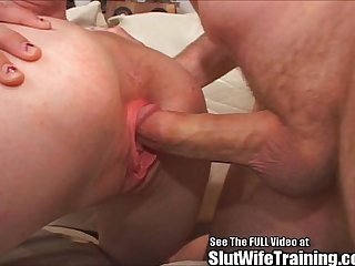 Nasty Anal Whore Ass Trample Slut Wife