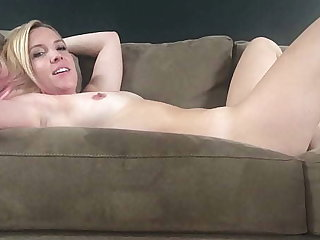 For the pre-eminent time my husband loaned my pussy at large to a stranger without him there. (onlyfans.com/Kat.Kennedy)
