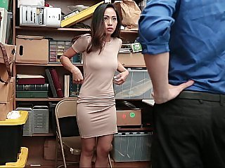 Her hardcore punishment