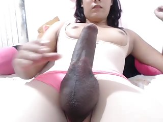 non-professional ladyboy In tranny Fourway gets pooper