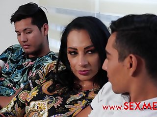 Gali Diva Is A Beautiful Busty Dark Haired Woman - big tits in skit