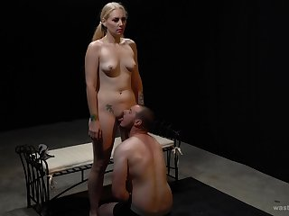 Obedient guy pleases his female alongside crazy XXX femdom