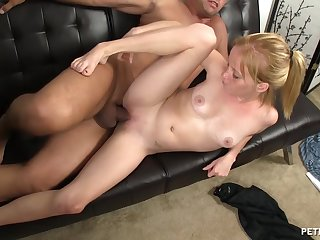 Addictive cam sex to a shy inferior and an older bloke
